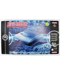 Super Nintendo en boîte