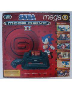 Console Megadrive 2 en boîte