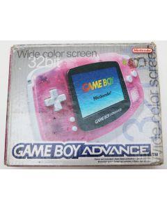 Gameboy Advance Rose en boîte