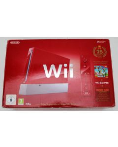 Console Nintendo Wii en boîte
