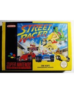 Jeu Street Racer pour Super Nintendo