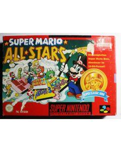 Jeu Super Mario All Stars pour Super Nintendo