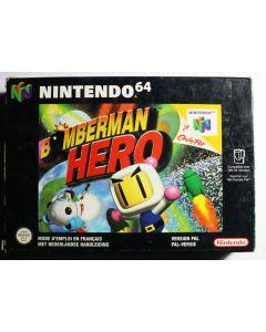 Jeu Bomberman Hero pour Nintendo 64