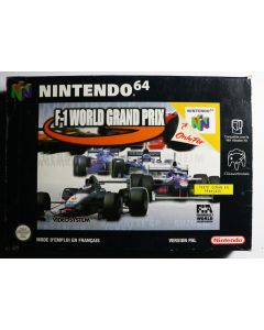 Jeu F-1 World Grand prix pour Nintendo 64