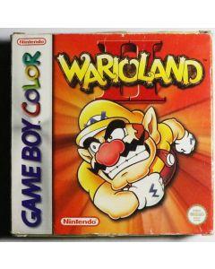 Wario land 2 pour Game Boy Color