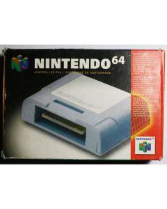 Jeu Controller Pak Nintendo 64 en boîte pour Nintendo 64