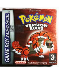 Pokemon version Rubis