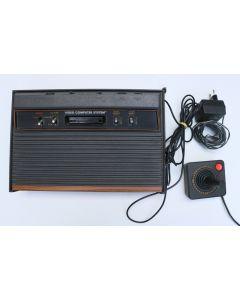 Console ATARI 2600 finition bois