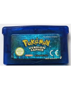 Jeu Pokemon Version Saphir