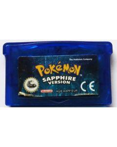 Jeu Pokemon Version Saphir (anglais) pour Game Boy advance