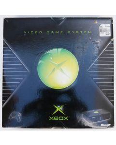 Console Xbox Noire en boîte