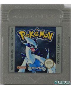 Pokemon Version Argent Game Boy Color