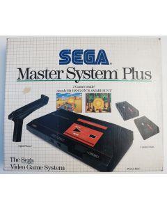 Master System en boîte