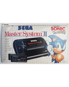 Console Master System 2 en boîte + Sonic