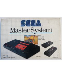 Pack Console Master System Hang-on