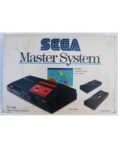 Console Master System en boîte