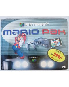 Mario PAK Nintendo 64 + Super Mario 64