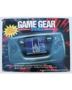 Console Game Gear en boîte
