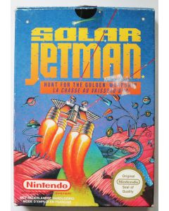 Jeu Solar Jetman pour Nintendo NES