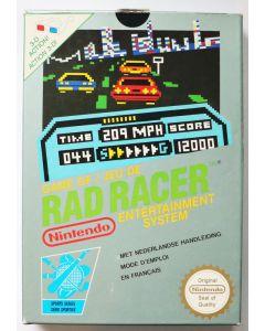 Jeu Rad Racer pour Nintendo NES