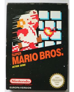 Jeu Super Mario Bros pour Nintendo NES