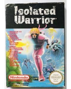 Jeu Isolated Warrior pour Nintendo NES