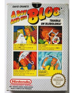 A Boy and his Blob NES