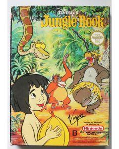 Jeu Disney Le livre de la Jungle pour Nintendo NES