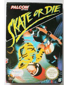 Jeu Skate Or Die pour Nintendo NES