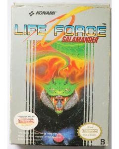 Jeu Life Force Salamander pour Nintendo NES