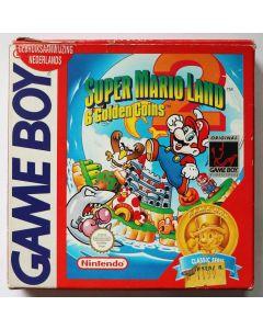 Jeu Super Mario Land 2 pour Game Boy