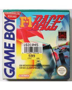 Jeu F-1 Race pour Game Boy