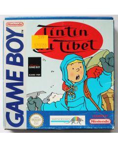 Jeu Tintin au Tibet pour Game Boy