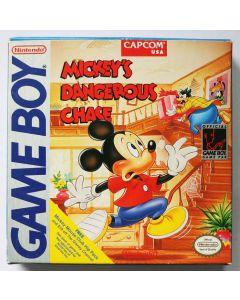 Jeu Mickey's Dangerous Chase pour Game Boy