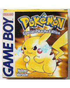 Pokémon Version Jaune pour Game Boy