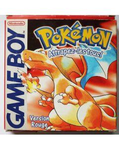 Pokémon Rouge Allemand pour Game Boy