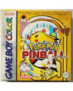 Pokémon Pinball pour Game Boy Color
