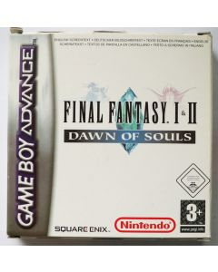 final fantasy 1 et 2 dawn of souls neuf