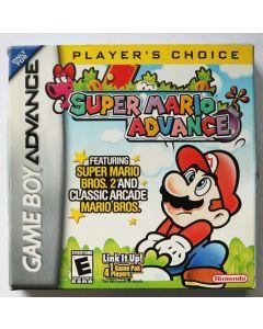 Jeu Super Mario Advance pour Game Boy Advance