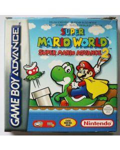 Jeu Super Mario World - Super Mario Advance 2 pour Game Boy Advance