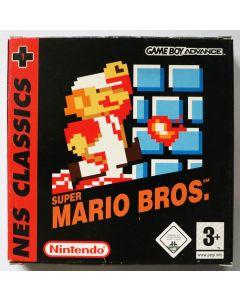 Jeu Nes Classics Super Mario Bros pour Game Boy advance