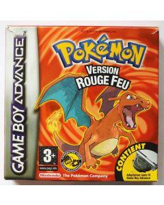 Jeu Pokémon Version Rouge Feu pour Game Boy advance