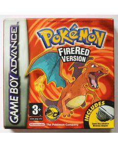 Pokemon Fire Red Version (anglais)