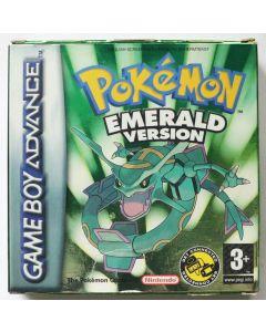 Jeu Pokemon Version Emeraude pour Game Boy Advance