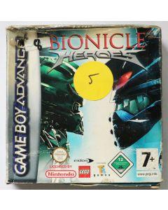 Lego Bionicle Game Boy Advance