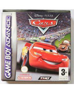 Jeu Cars pour Game Boy Advance