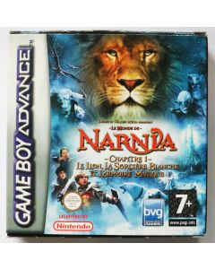 Jeu Narnia The Lion The Witch And The Wardrobe pour Game Boy Advance
