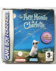 Jeu Charlotte's Web pour Game Boy Advance