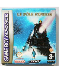 Jeu Le pôle express pour Game Boy Advance