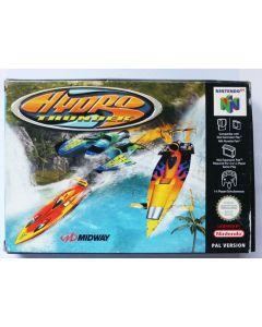 Jeu Hydro Thunder pour Nintendo 64